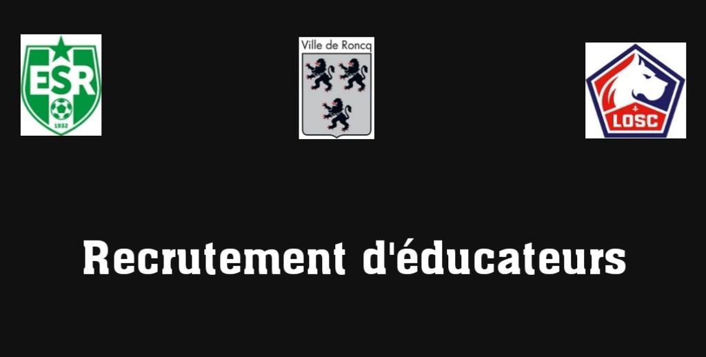 RECRUTEMENT D'EDUCATEURS